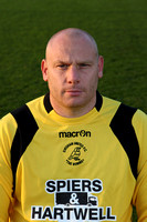 Kevin Sawyer - Goalkeeper